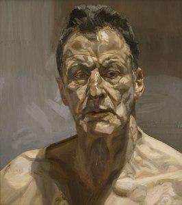 Lucian Freud, Self-Portrait