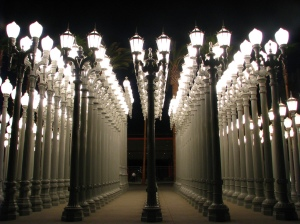 Chris Burden, Urban Lights