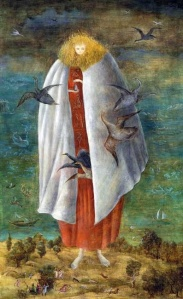 Leonora Carrington, The Giantess, private collection