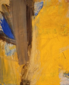 Willem de Kooning, Montauk Highway, 1958, Collection of the Los Angeles County Museum of Art