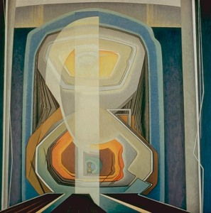 Lawren Harris Abstract #20, 1942