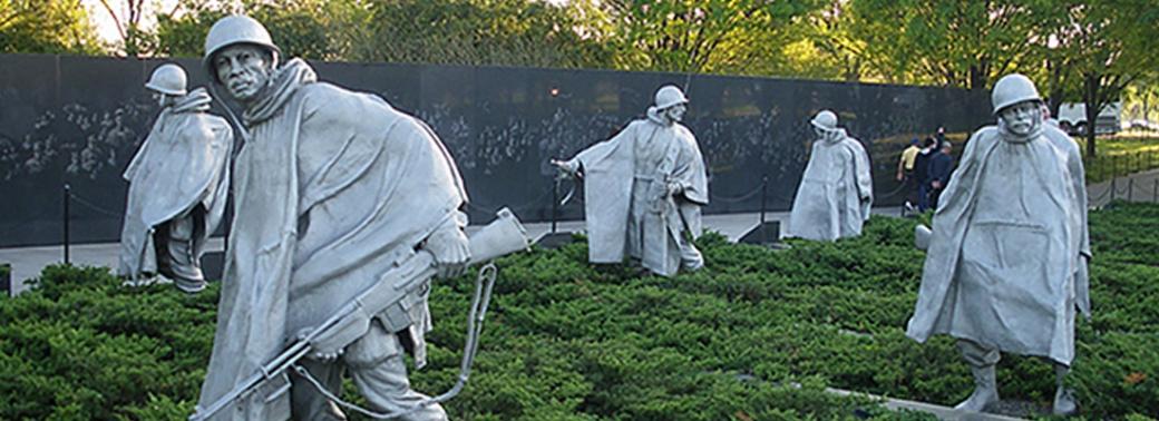 Korean-War-Memorial-Washington-DC-Tour