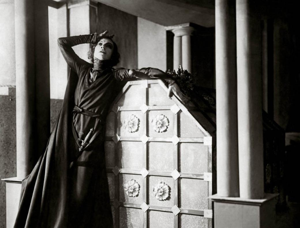 Asta Nielsen Hamlet 1921 2